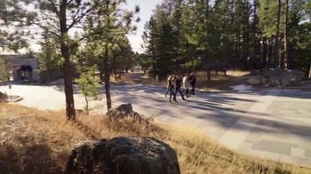 South Dakota Department of Tourism TV Spot, 'Great Places: Mount Rushmore' - Thumbnail 4