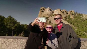South Dakota Department of Tourism TV Spot, 'Great Places: Mount Rushmore'
