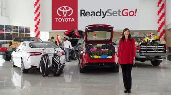 Toyota Ready Set Go! TV Spot, 'Spring Magic'