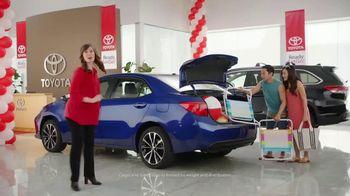Toyota Ready Set Go! TV Spot, 'Spring Magic' - Thumbnail 3