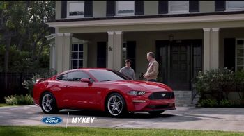 2018 Ford Fusion TV Spot, \'Keeping Parents in Control\'