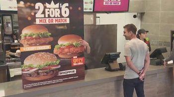 Burger King 2 for $6 Mix or Match TV Spot, 'Jackpot' - Thumbnail 3