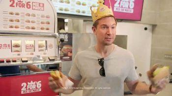 Burger King 2 for $6 Mix or Match TV Spot, 'Jackpot' - Thumbnail 7