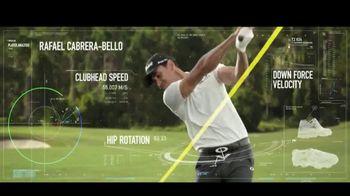 FootJoy Tour-S TV Spot, 'Rafa's Role' Featuring Rafael Cabrera-Bello - Thumbnail 5