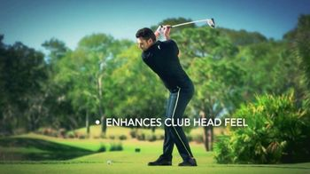 Winn Golf Dri-Tac Lite Grips TV Spot, 'Improved and Enhanced' - Thumbnail 4