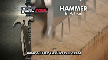 Bell + Howell Tac Tool TV Spot, 'All-In-One' Featuring Nick Bolton - Thumbnail 4