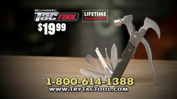 Bell + Howell Tac Tool TV Spot, 'All-In-One' Featuring Nick Bolton - Thumbnail 9