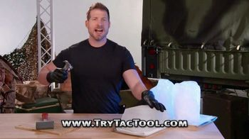 Tac Tool TV Spot, 'All-In-One' Featuring Nick Bolton - 346 commercial airings