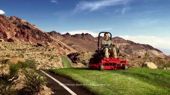Gravely Mow the Distance Sales Event TV Spot, 'All-Day Performance' - Thumbnail 4