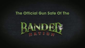 Liberty Safe TV Spot, 'Outdoor Channel: Official Gun Safe of Banded Nation' - Thumbnail 8