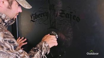Liberty Safe TV Spot, 'Outdoor Channel: Official Gun Safe of Banded Nation' - Thumbnail 3