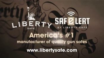Liberty Safe TV Spot, 'Outdoor Channel: Official Gun Safe of Banded Nation' - Thumbnail 7