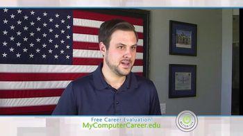 MyComputerCareer TV Spot, 'Donald' - Thumbnail 1