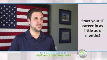 MyComputerCareer TV Spot, 'Donald' - Thumbnail 4
