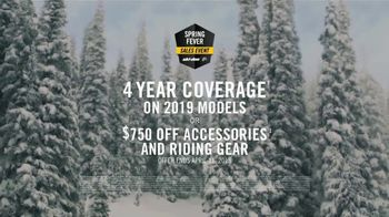 Ski-Doo Spring Fever Sales Event TV Spot, '2019 Trail and Crossover Sleds' - Thumbnail 10