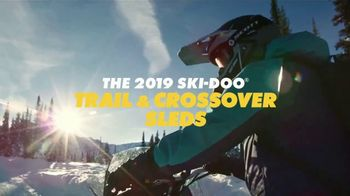 Ski-Doo Spring Fever Sales Event TV Spot, '2019 Trail and Crossover Sleds' - Thumbnail 2