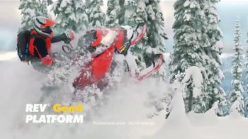 Ski-Doo Spring Fever Sales Event TV Spot, '2019 Trail and Crossover Sleds' - Thumbnail 4