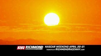 Richmond International Raceway TV Spot, '2018 Spring Race Weekend' - Thumbnail 1