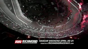Richmond International Raceway TV Spot, '2018 Spring Race Weekend' - Thumbnail 2