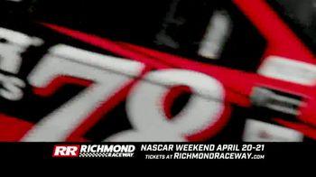 Richmond International Raceway TV Spot, '2018 Spring Race Weekend' - Thumbnail 3