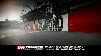 Richmond International Raceway TV Spot, '2018 Spring Race Weekend' - Thumbnail 4