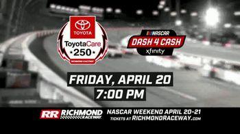 Richmond International Raceway TV Spot, '2018 Spring Race Weekend' - Thumbnail 6