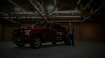 2018 Ford F-150 TV Spot, 'FX Network: The Equalizer' Featuring Adam Gertler [T1] - Thumbnail 1