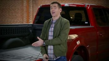 2018 Ford F-150 TV Spot, 'FX Network: The Equalizer' Featuring Adam Gertler [T1] - Thumbnail 4