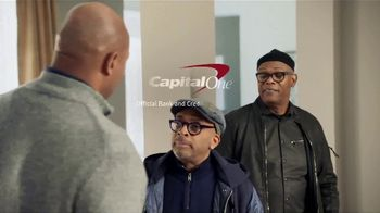 Capital One TV Spot, 'March Madness: Welcome' Featuring Samuel L. Jackson - Thumbnail 10