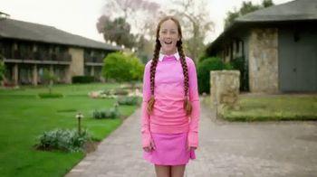 Mastercard TV Spot, 'Chloe' Featuring Annika Sörenstam - 134 commercial airings