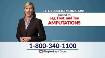 Shapiro Legal Group TV Spot, 'Invokana Settlements' - Thumbnail 4