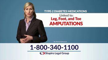Shapiro Legal Group TV Spot, 'Invokana Settlements' - Thumbnail 5