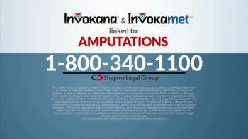 Shapiro Legal Group TV Spot, 'Invokana Settlements' - Thumbnail 8