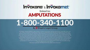 Shapiro Legal Group TV Spot, 'Invokana Settlements' - Thumbnail 9