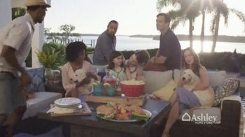 Ashley HomeStore Outdoor Collection TV Spot, 'Ready for Summer?'