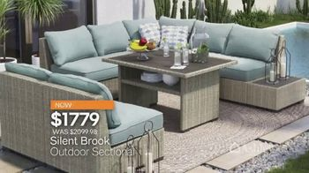 Ashley HomeStore Outdoor Collection TV Spot, 'Ready for Summer?' - Thumbnail 3