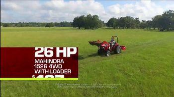 Mahindra 1526 4WD  TV Spot, 'Best-Selling' - Thumbnail 8