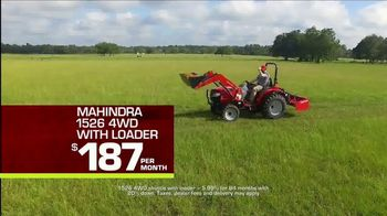 Mahindra 1526 4WD  TV Spot, 'Best-Selling' - Thumbnail 9