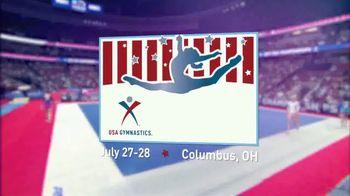 USA Gymnastics TV Spot, '2018 U.S. Classic: Columbus' - Thumbnail 1