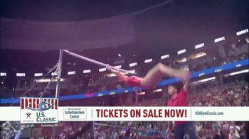 USA Gymnastics TV Spot, '2018 U.S. Classic: Columbus' - Thumbnail 3