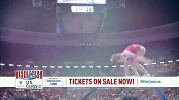 USA Gymnastics TV Spot, '2018 U.S. Classic: Columbus' - Thumbnail 4