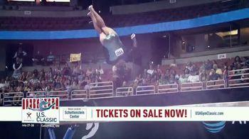 USA Gymnastics TV Spot, '2018 U.S. Classic: Columbus' - Thumbnail 8
