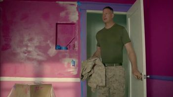Navy Federal Credit Union TV Spot, 'Paint' - Thumbnail 4