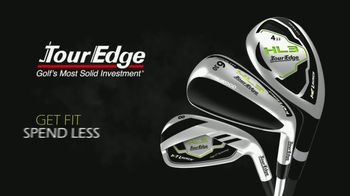 Tour Edge Golf Hot Launch HL3 Triple Combo Set TV Spot, 'Hybrids' - Thumbnail 9