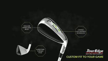 Tour Edge Golf Hot Launch HL3 Triple Combo Set TV Spot, 'Hybrids' - Thumbnail 4