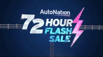 AutoNation 72-Hour Flash Sale TV Spot, '2018 Hyundai Tuscon SE' - 1 commercial airings