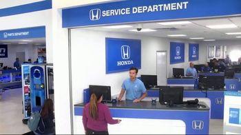 Honda Dream Garage Spring Event TV Spot, 'Service Upgrade: 2018 Civic LX' [T2] - Thumbnail 1