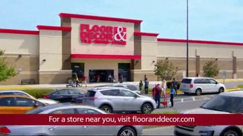Floor & Decor TV Spot, 'Rock Bottom Prices' - Thumbnail 6