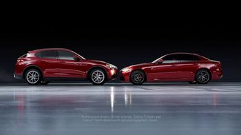 Alfa Romeo TV Spot, 'Wicked Game' [T2] Song by Ursine Vulpine