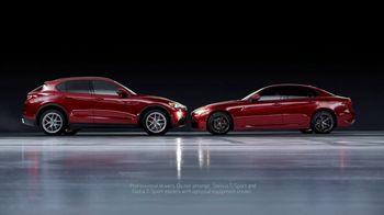 Alfa Romeo TV Spot, 'Wicked Game' Song by Ursine Vulpine [T2]